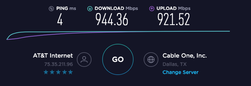 Upgrading internet connection, time to upgrade firewall